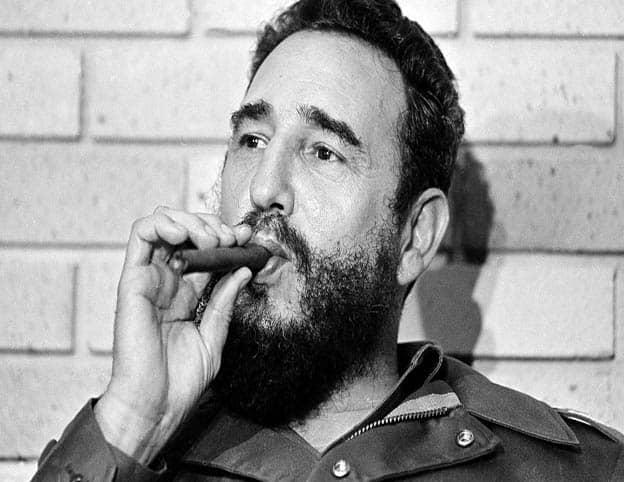 Fidel Castro 1974