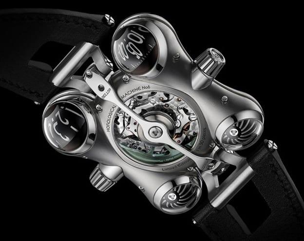 Τα ρολόγια του μέλλοντος