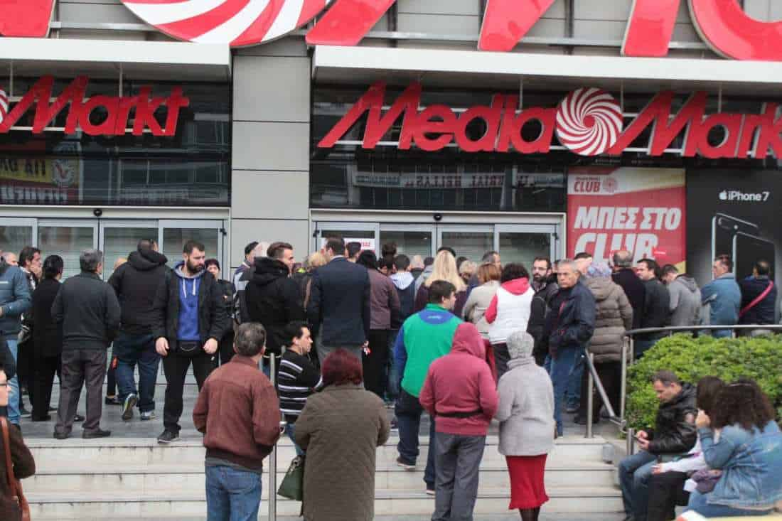 Media Markt και Black Friday