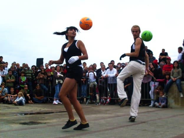 Χορός με μπάλα