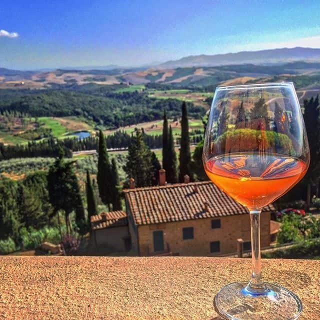 Πορτοκαλί κρασί