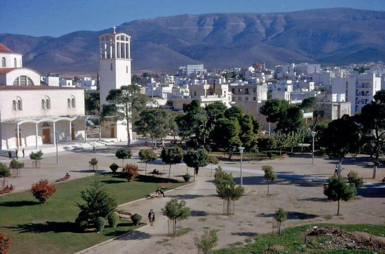 Πλατεία Αγίου Θωμά 1963