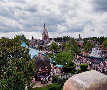 Disneyland στο Παρίσι