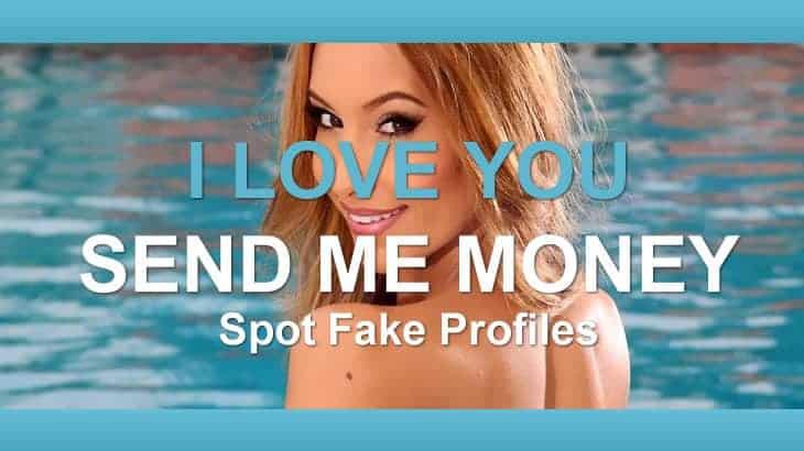 dating sites fake profiles