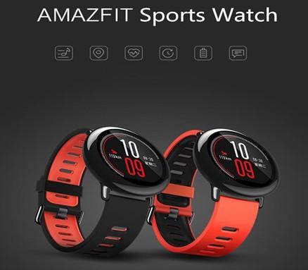 Ρολόι δραστηριοτήτων Xiaomi Amazfit Pace