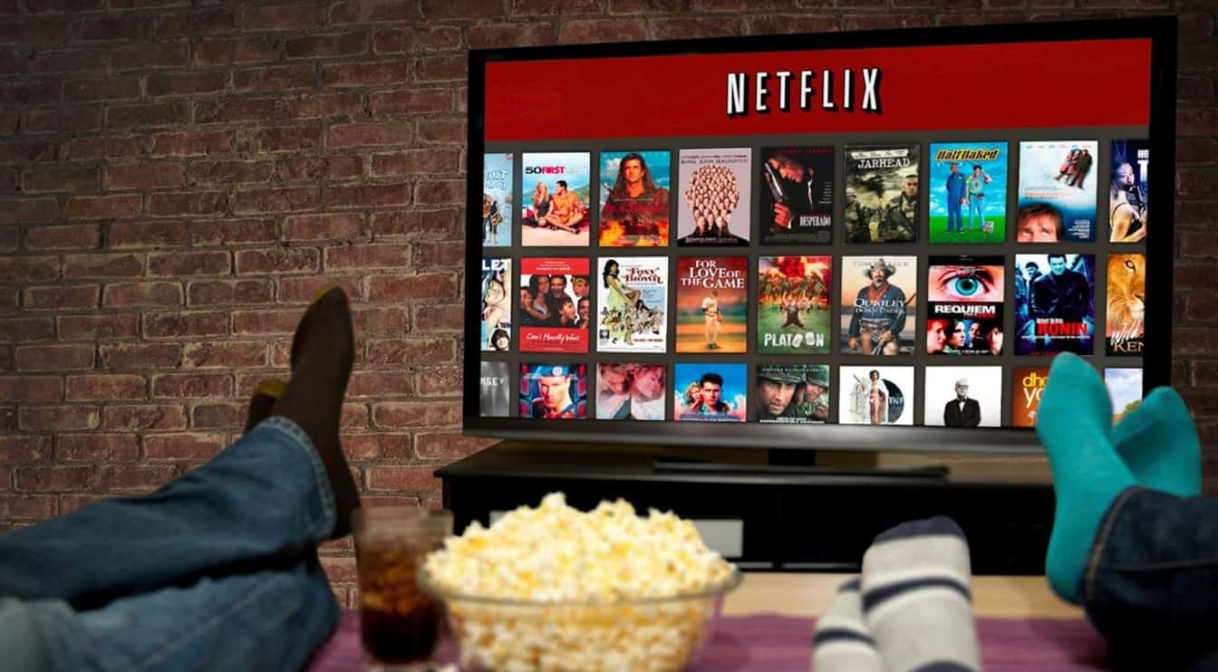 Netflix στην Ελλάδα