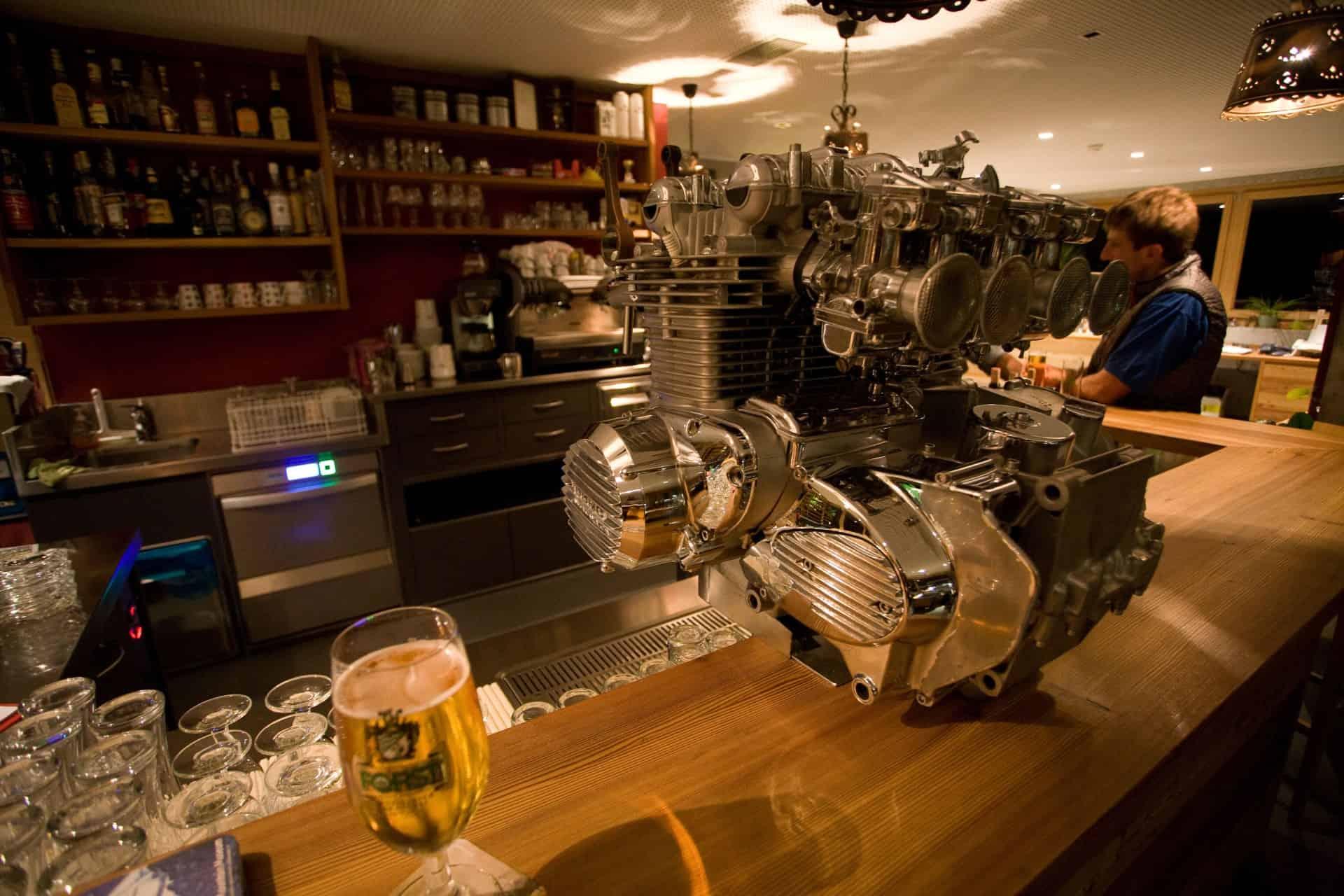 Μηχανή μπύρας