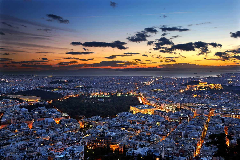 Αθήνα σε βίντεο