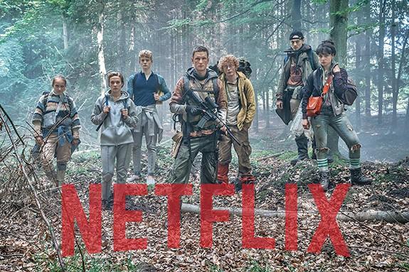 """Η """"Βροχή"""" του Netflix"""