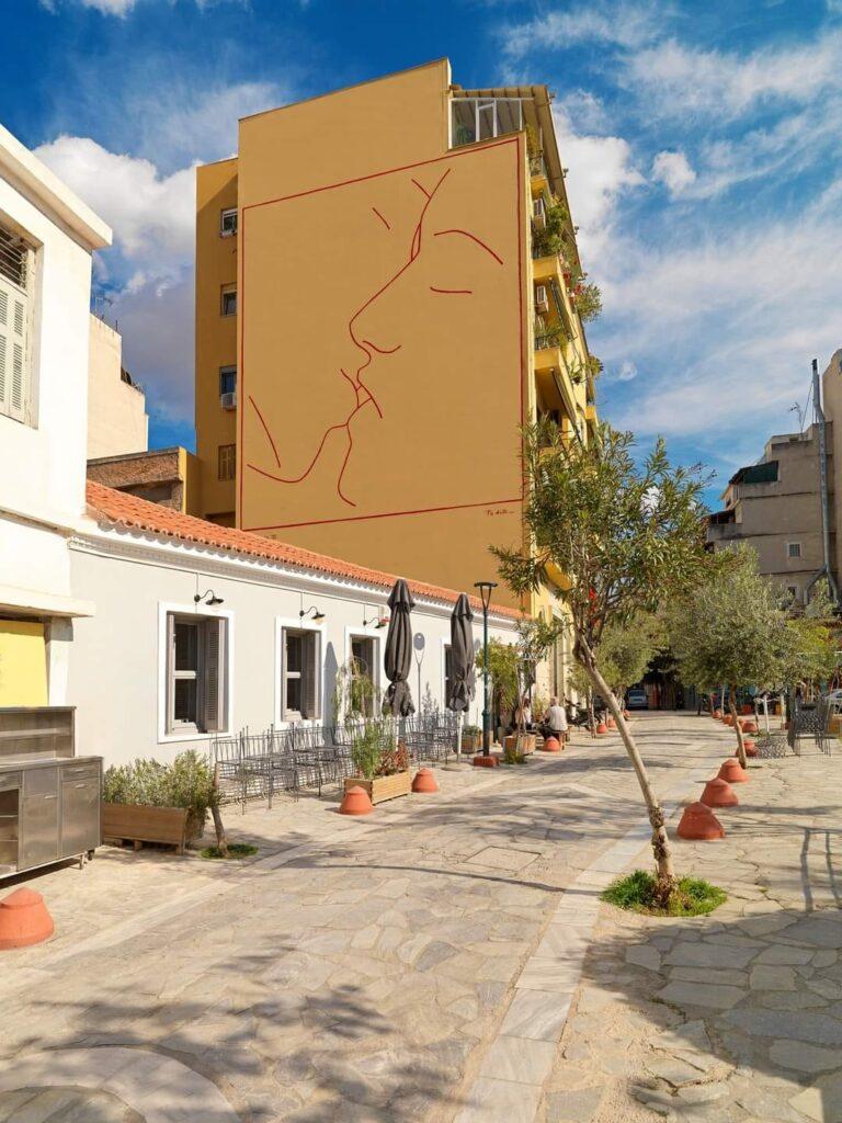 saorsa athens - bar cafe