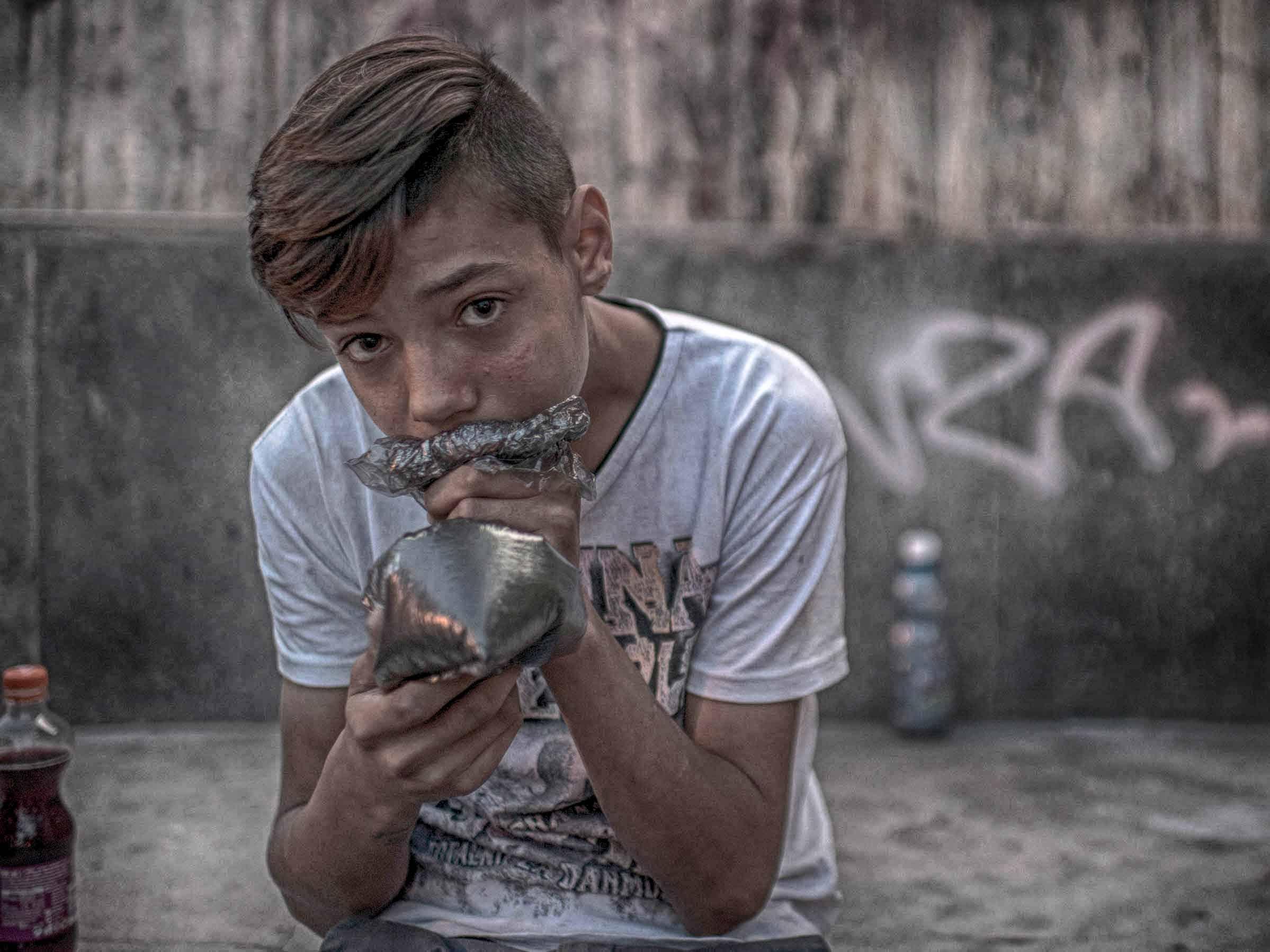 Άνθρωποι που ζουν στους υπονόμους της Ρουμανίας