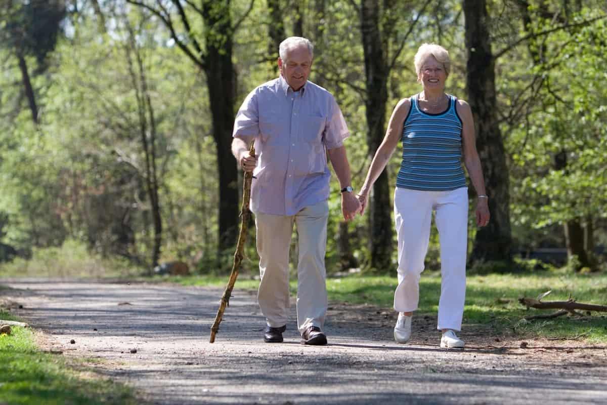 Βόλτα και Προπόνηση