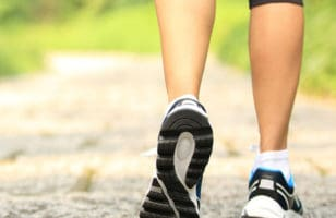 Περπάτημα θερμίδες