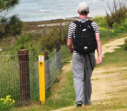 Περπάτημα και προπόνηση