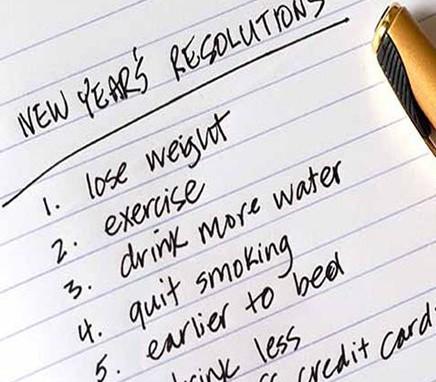 Αδυνάτισμα σαν στόχος της νέας χρονιάς