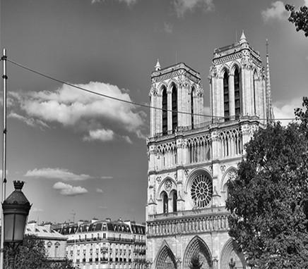Ασπρόμαυρες φωτογραφίες από το Παρίσι