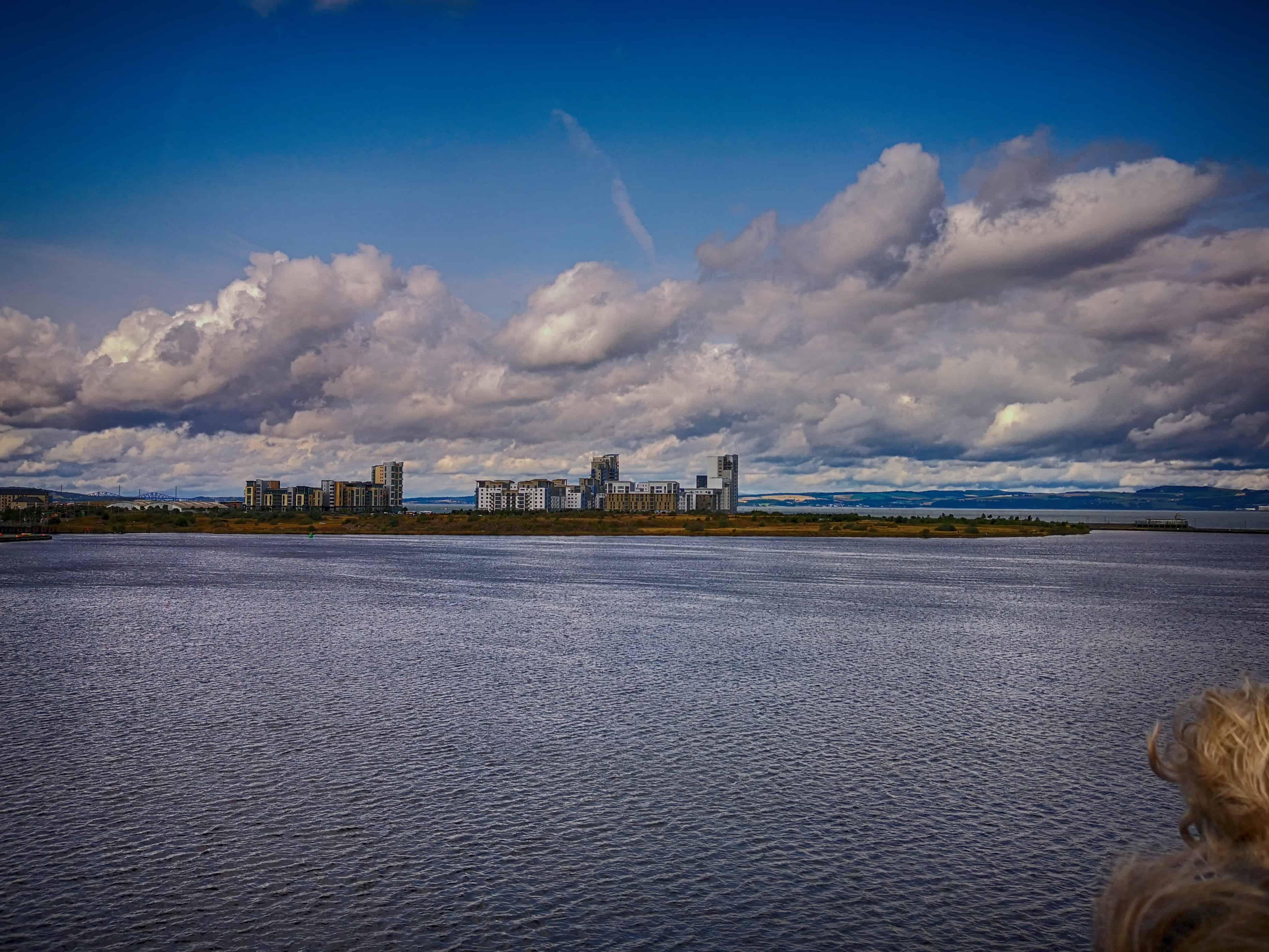 Εδιμβούργο και θάλασσα