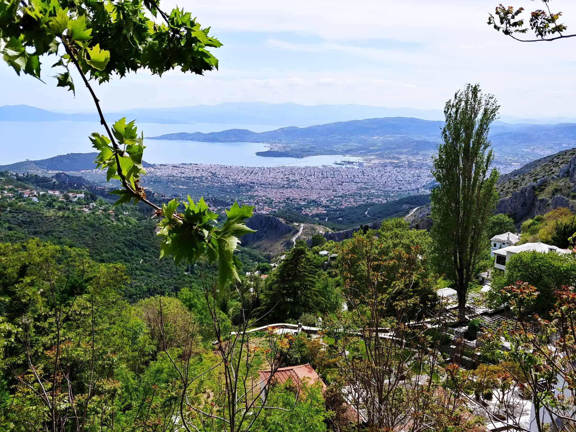 Βόλος η καλύτερη ελληνική πόλη