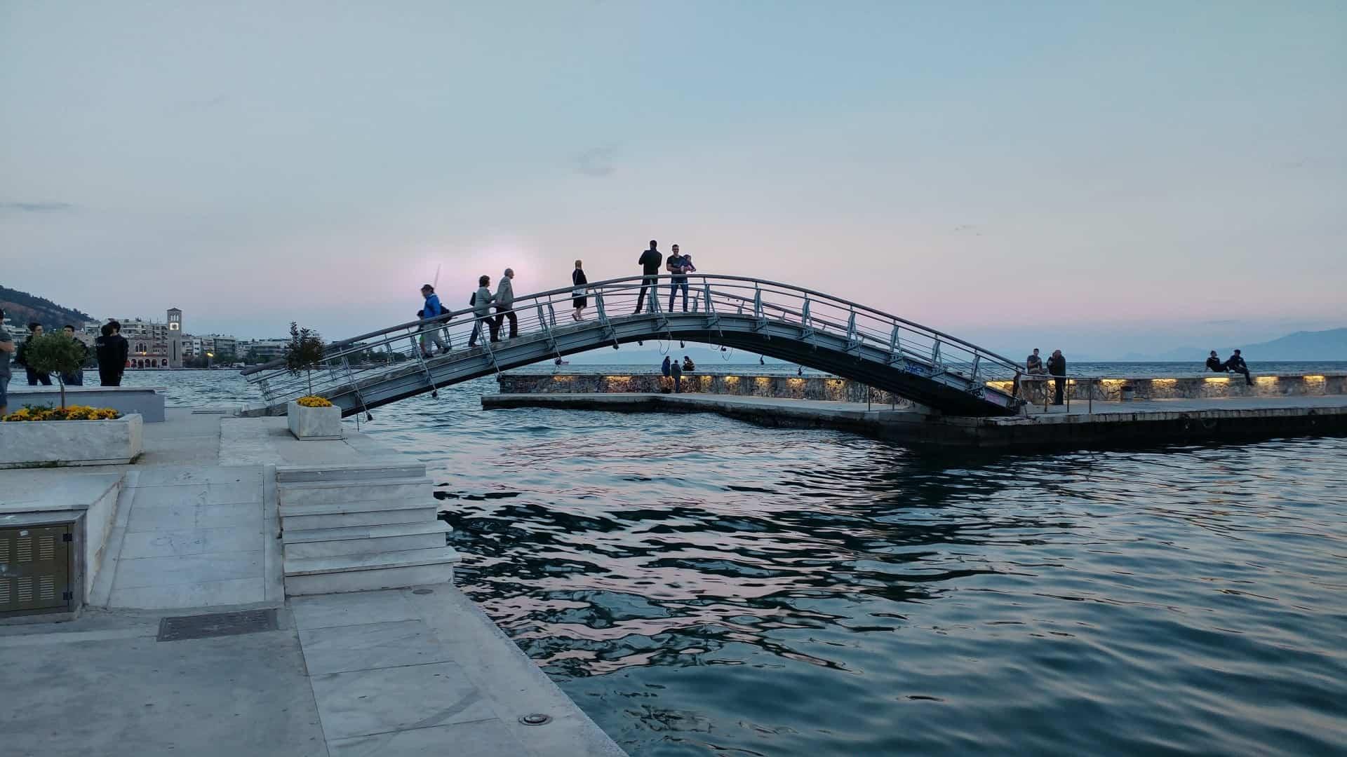 Βόλος η ομορφότερη πόλη της Ελλάδας