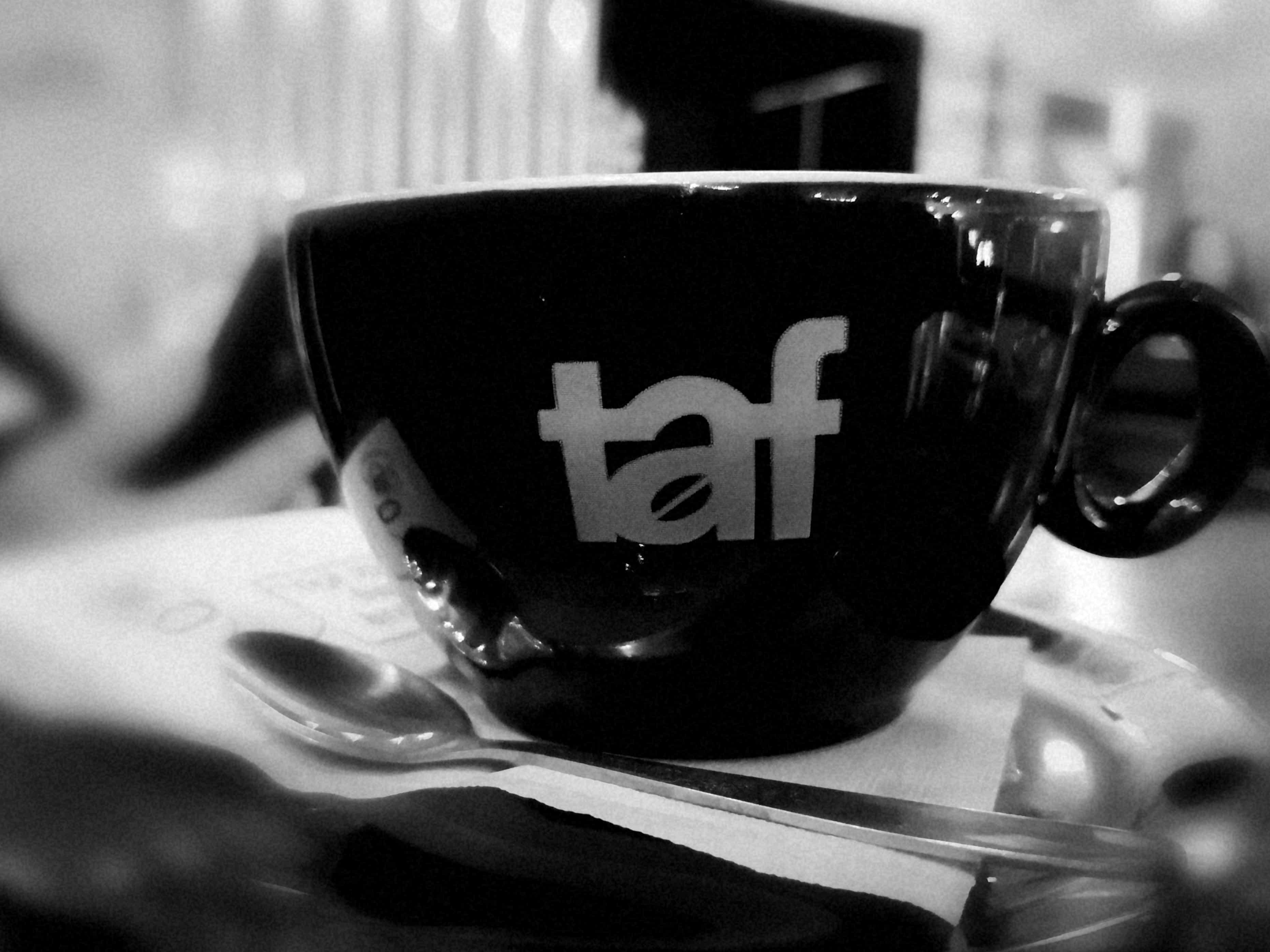 Τaf καφές και υψηλή ποιότητα