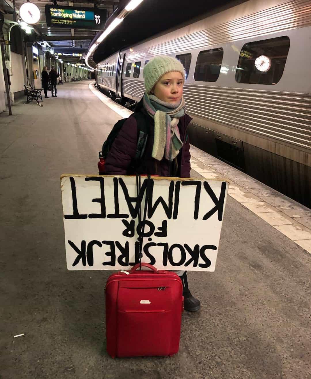 Νέοι ακτιβιστές στην Ευρώπη