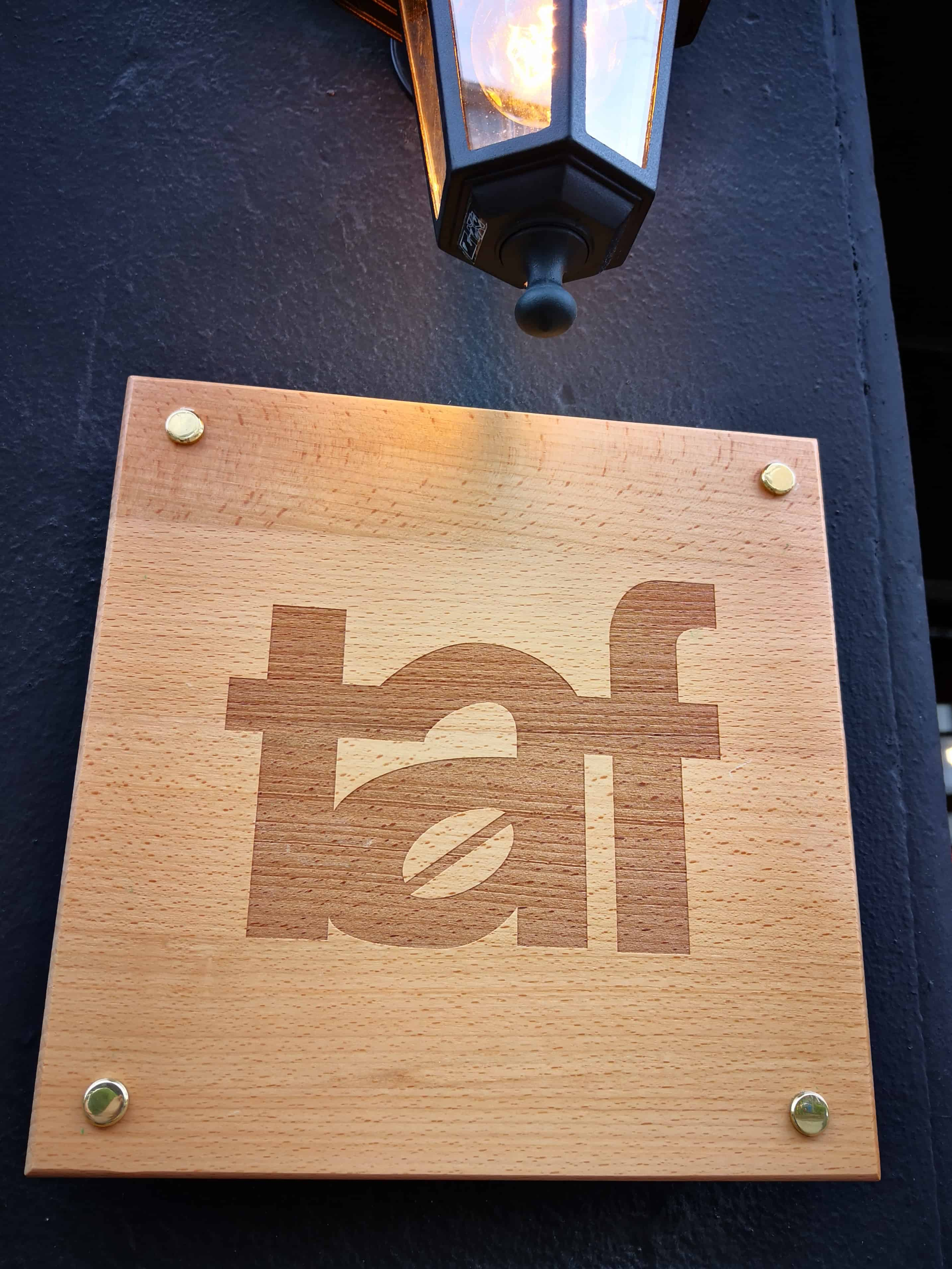 Taf Speciallity Coffee @Sherlock