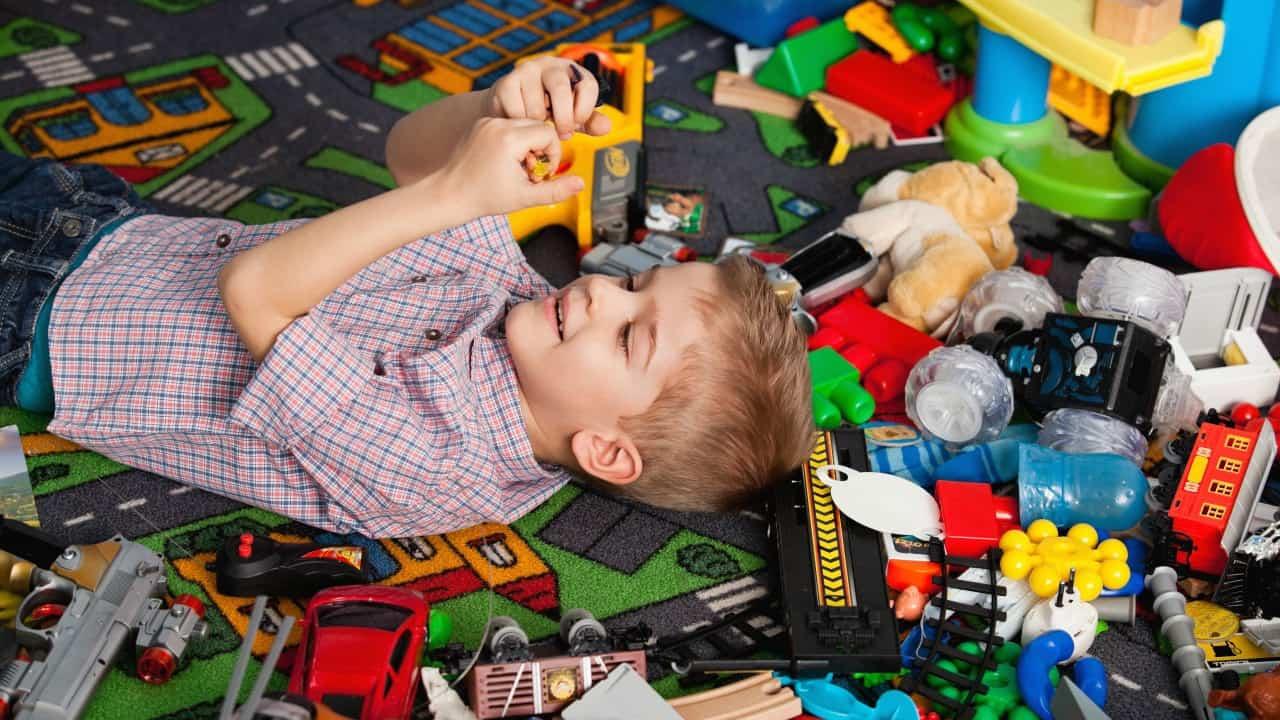 Πλαστικά παιχνίδια και περιβάλλον