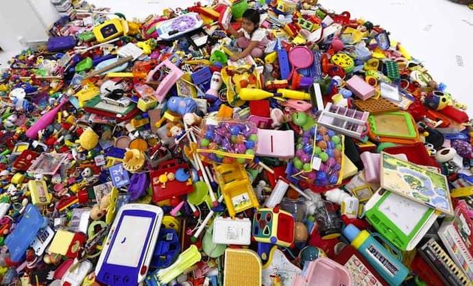 Πλαστικά παιχνίδια και ανακύκλωση