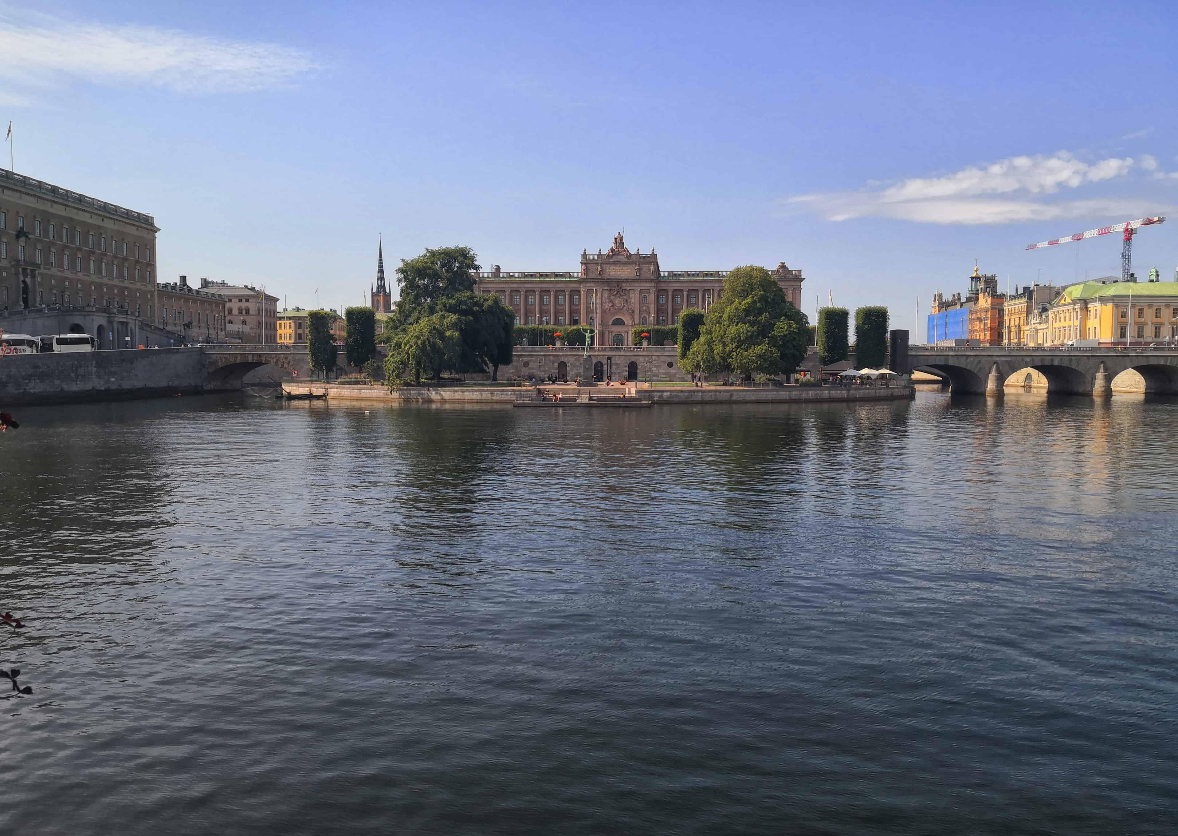 Αξιοθέατα της Στοκχόλμης με κινητό