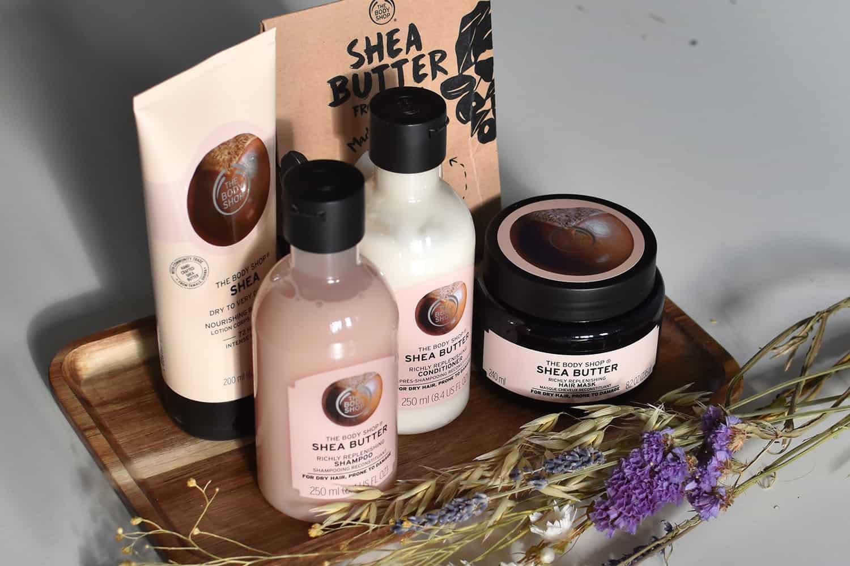 Τα προϊόντα με shea butter του Body Shop είναι αυτό που χρειάζεστε