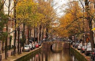 Φθινοπωρινοί προορισμοί στην Ευρώπη Amsterdam