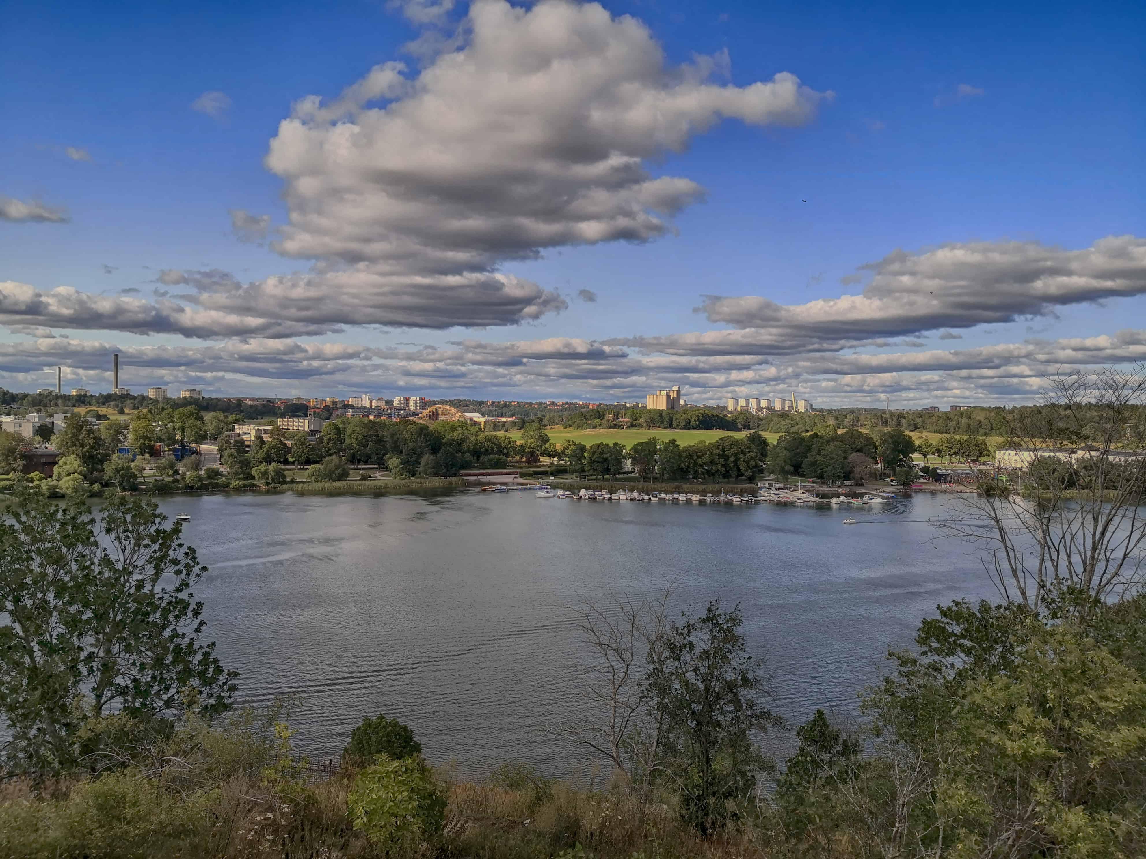 Φωτογραφίες από την Στοκχόλμη με smartphone