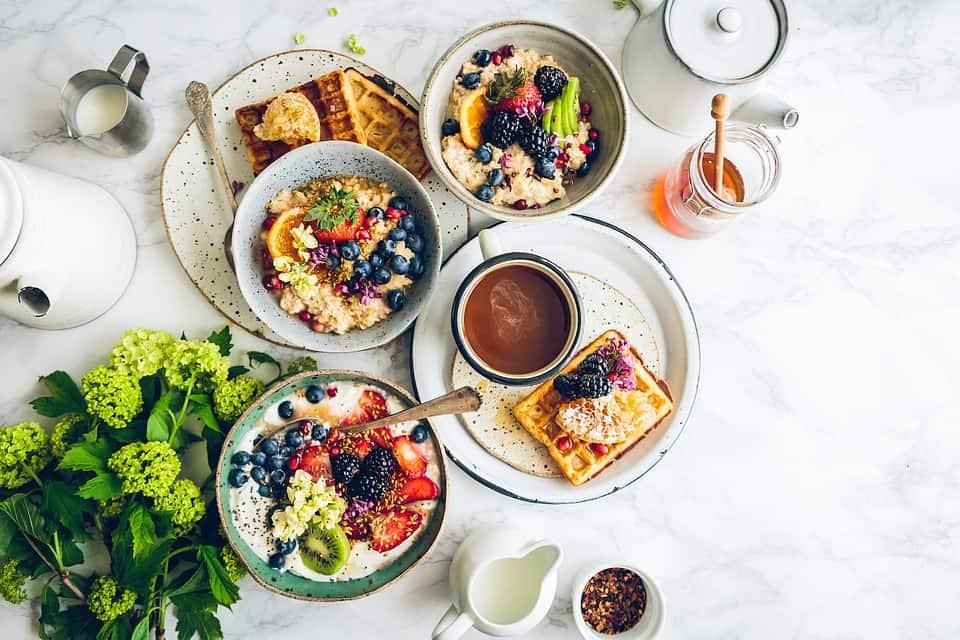 τα πιο υγιεινά τρόφιμα
