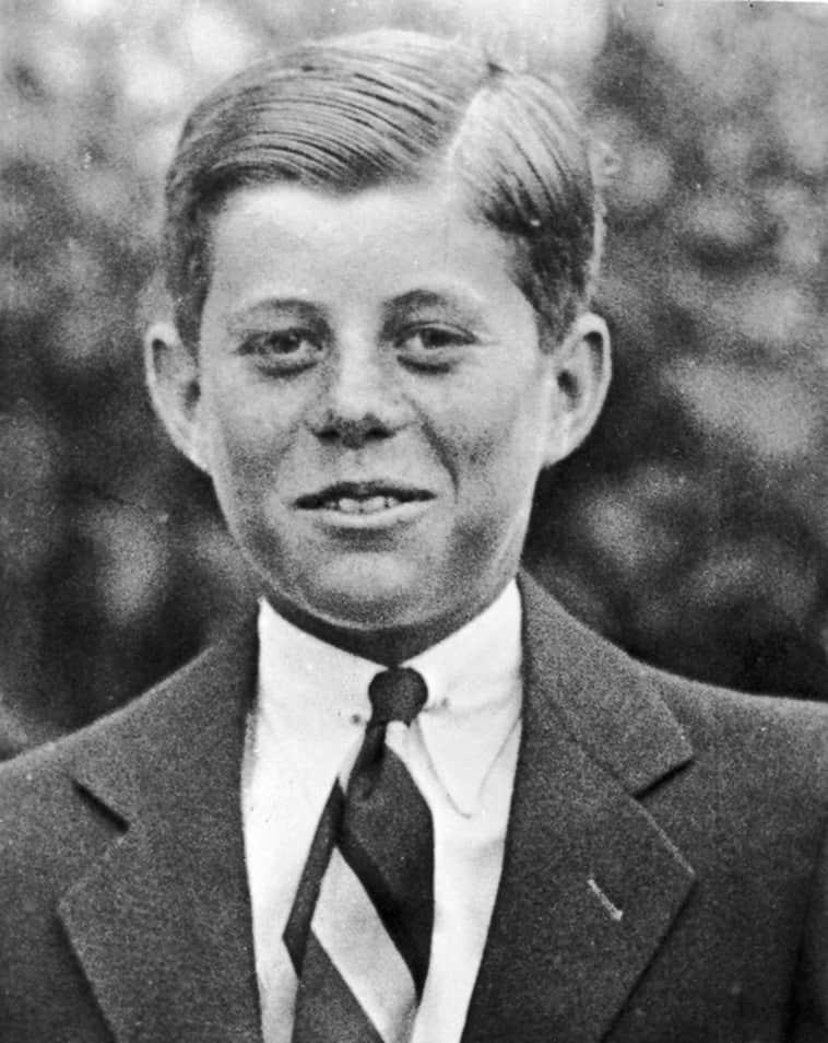 παγκόσμιοι ηγέτες νέοι πριν γίνουν γνωστοί