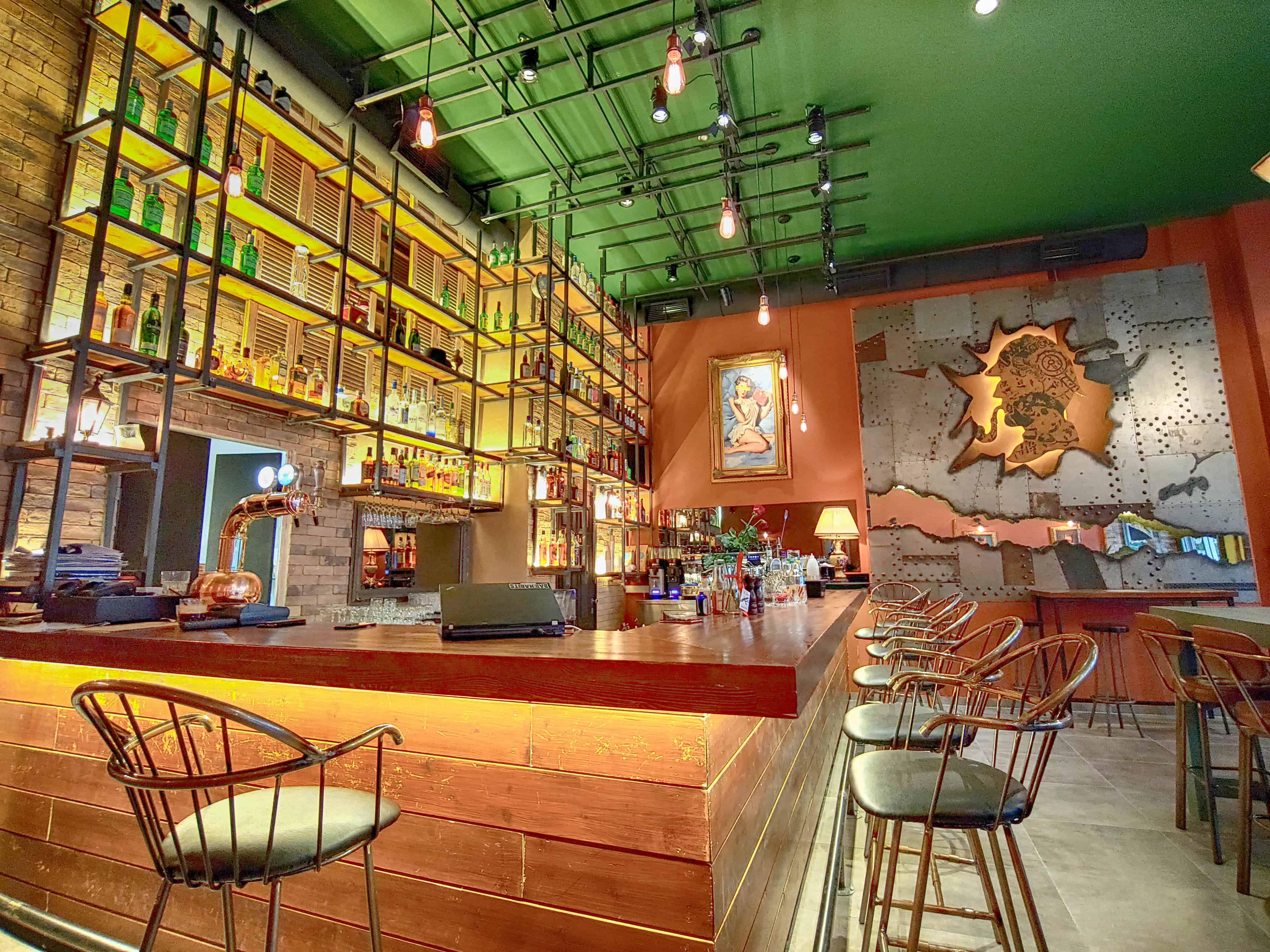 Sherlock Cafe Zografou