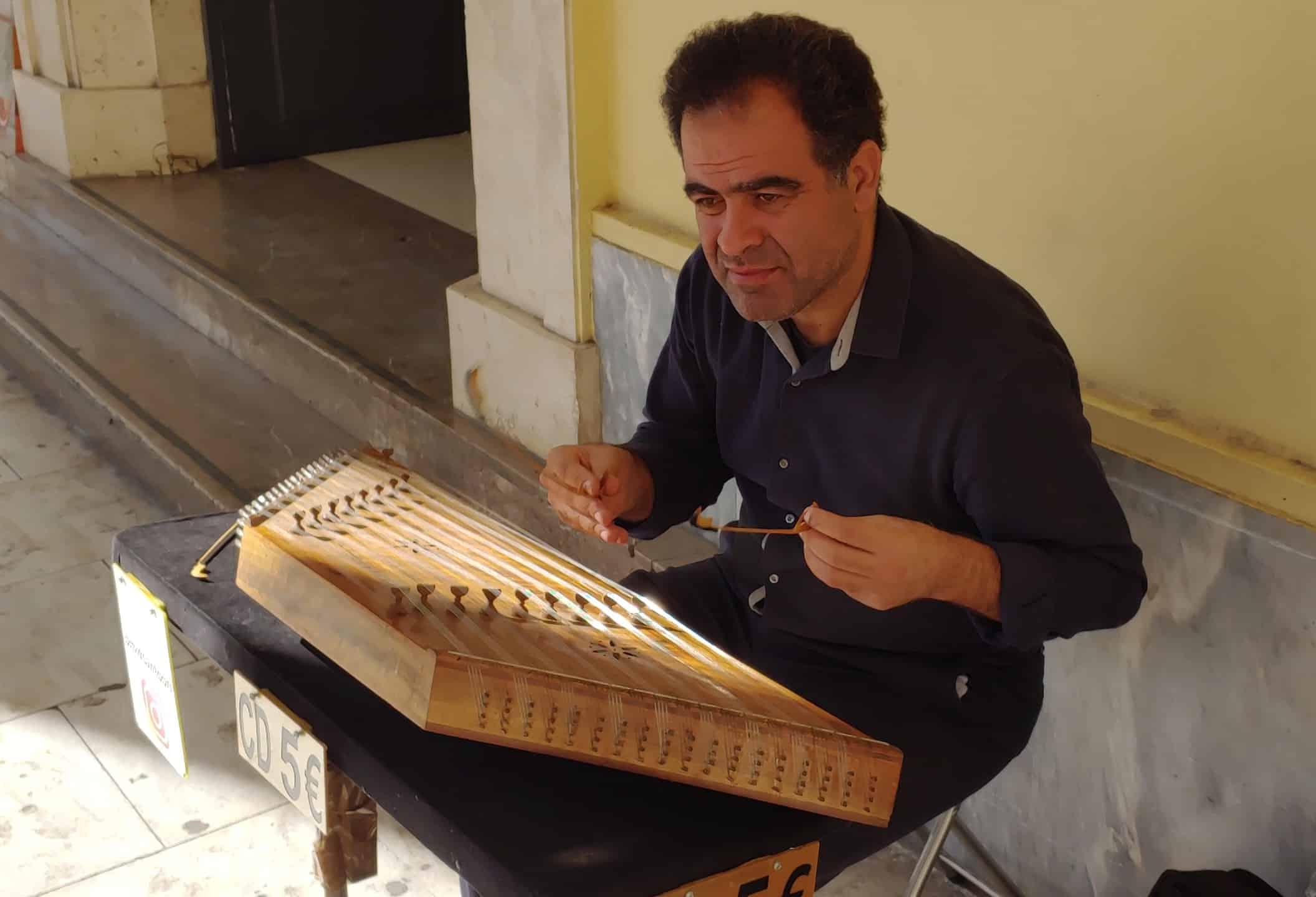 omid tahmasebpour περσικό σαντούρι