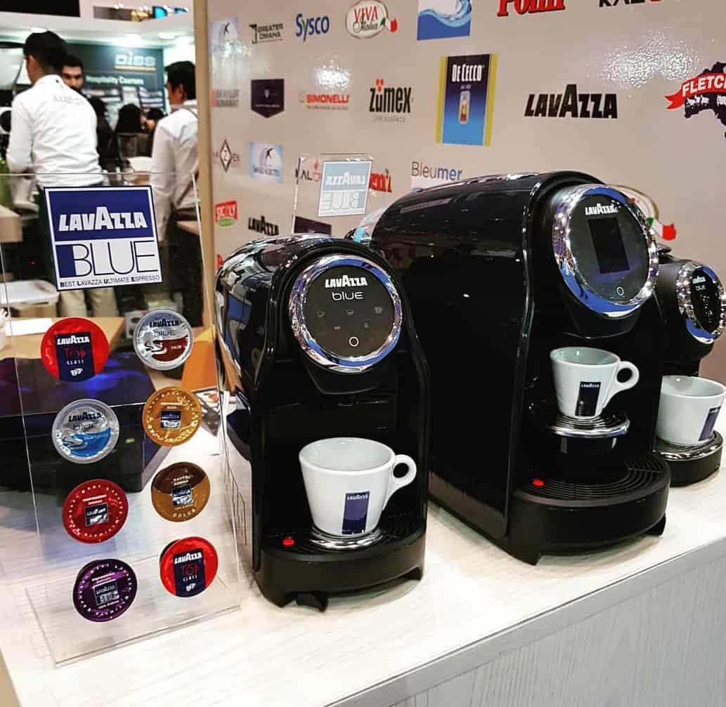 Πολλά τα είδη καφέ εσπρέσο και σε μορφή κάψουλας - Η νέα σειρά Lavazza Blue