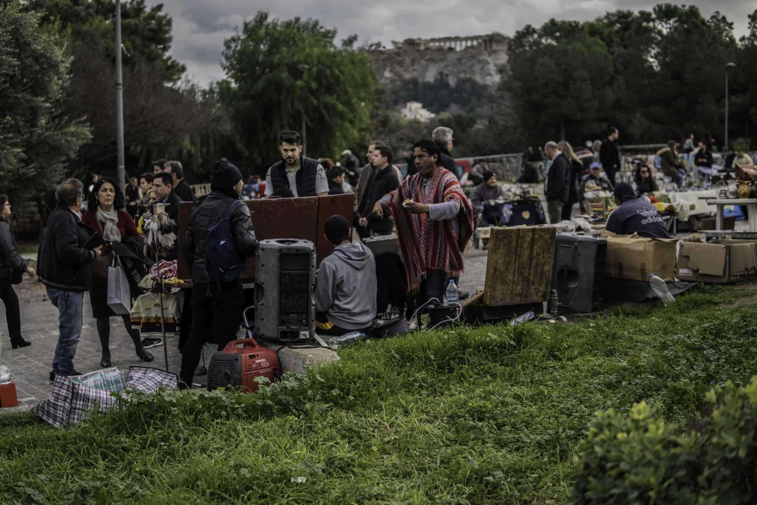 Αθήνα ανθρώπινη πόλη, ουδέν κακόν αμιγές καλού
