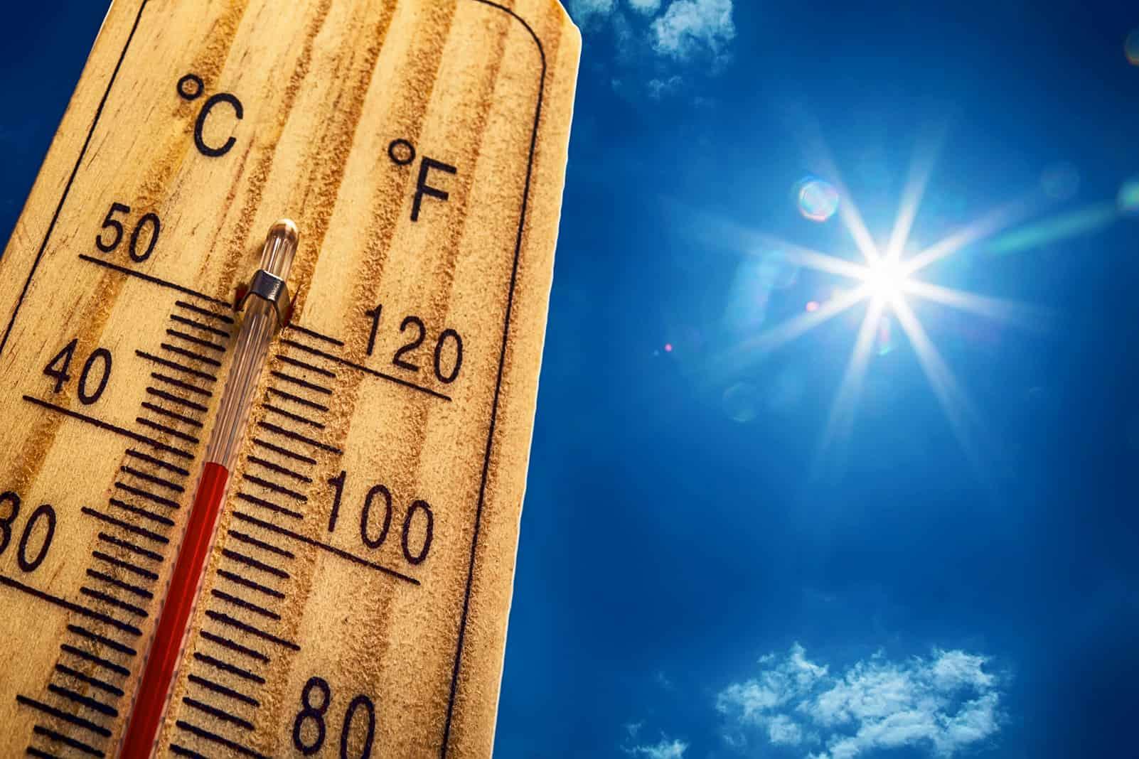 θερμοπληξία συμπτώματα αντιμετώπιση