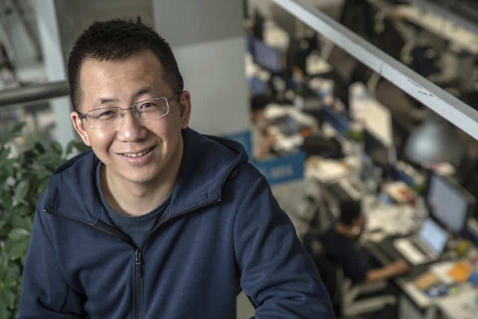 Zhang Yiming ο δισεκατομμυριούχος πίσω από την εφαρμογή Tik Tok