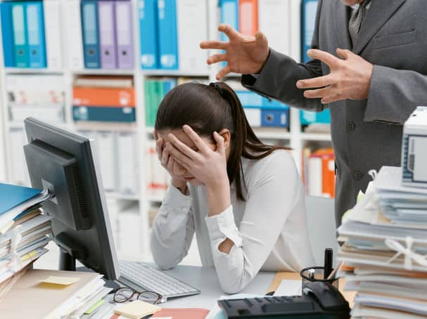mobbing bullying εκφοβισμός στον χώρο εργασίας