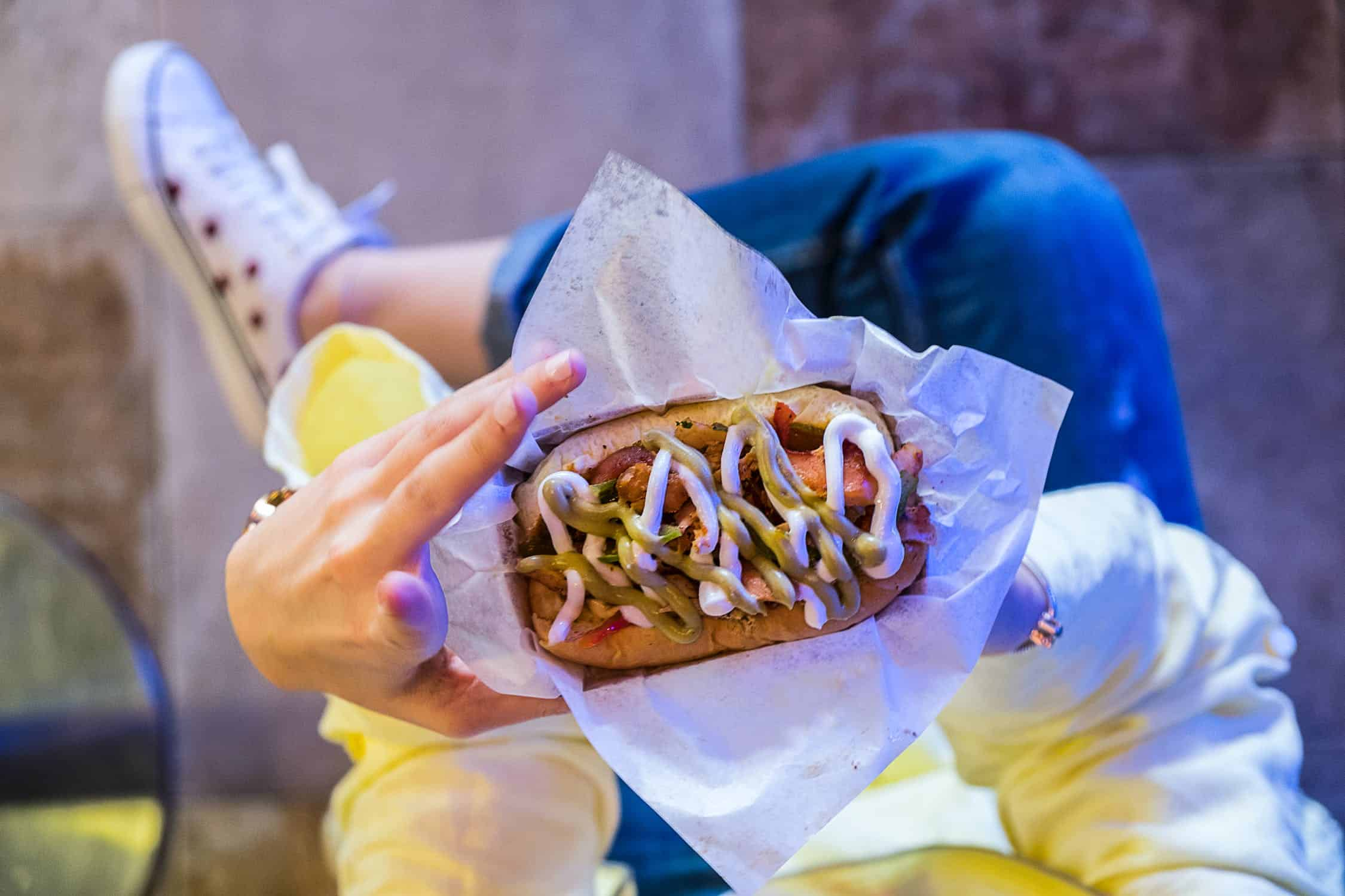 fast food παντοτινά χημικά