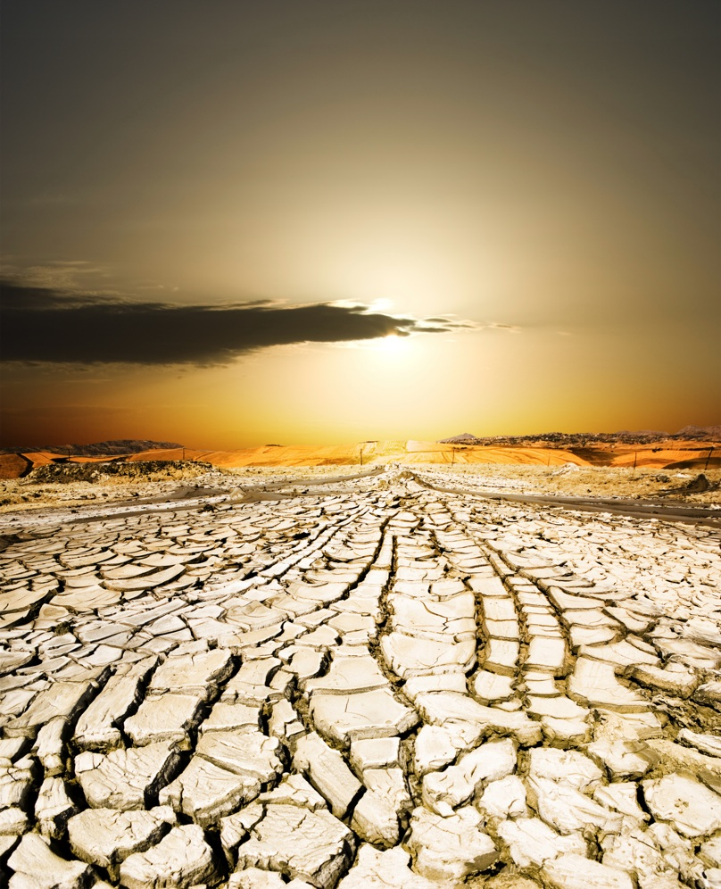 ερημοποίηση και ξηρασία στην ελλάδα