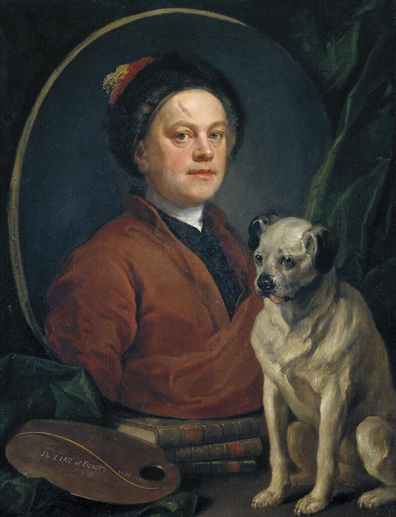 Ο William Hogarth και Παγκ ιδιοκτησίας του