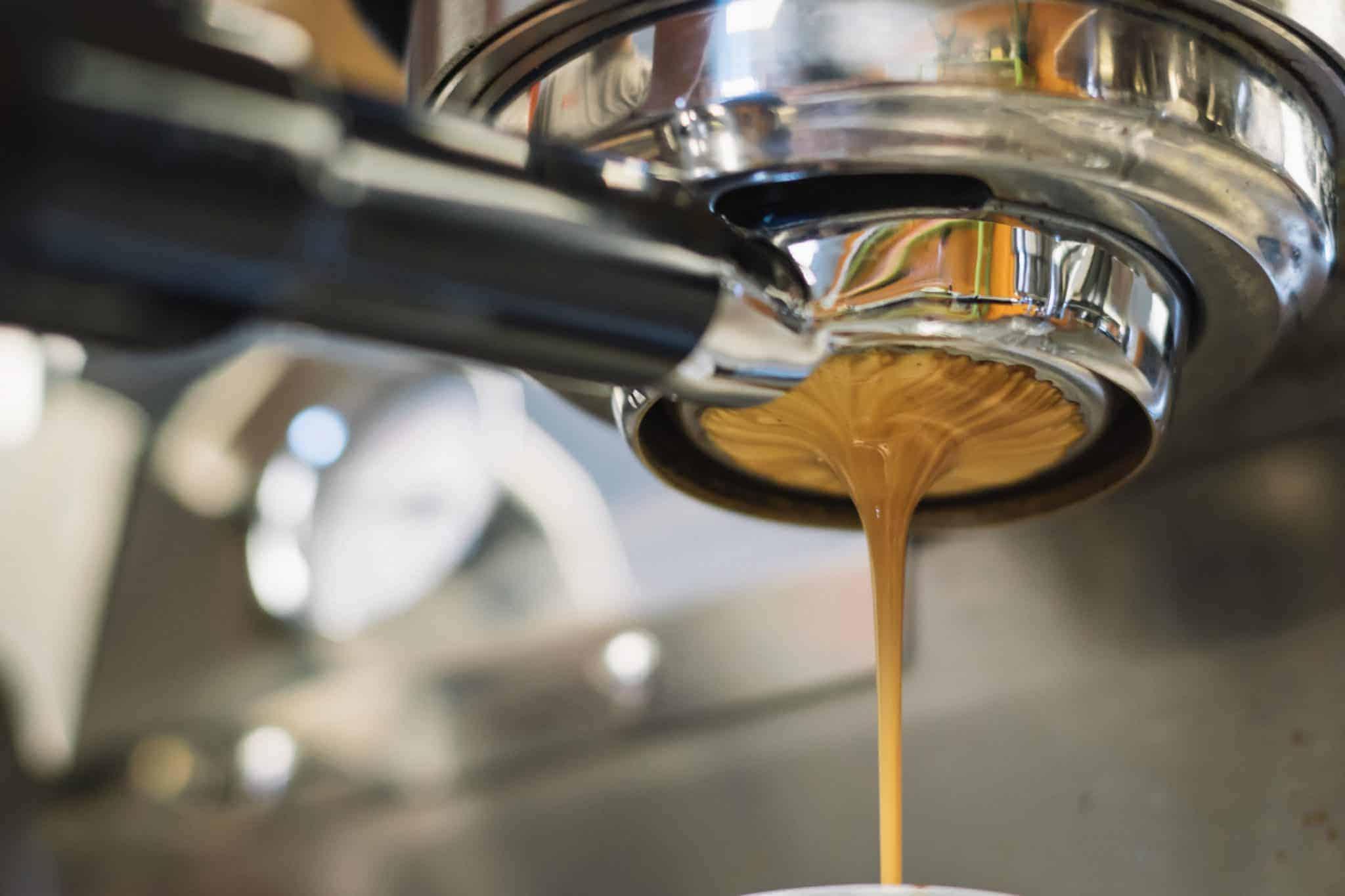 είδη καφέ εσπρέσσο